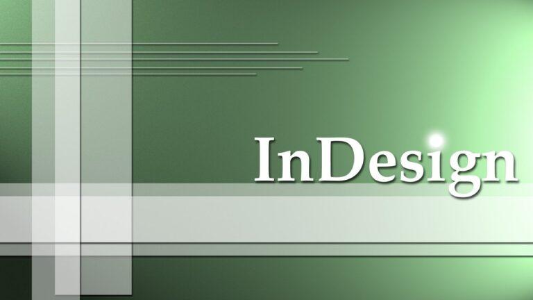 Come aggiungere una tabella con InDesign