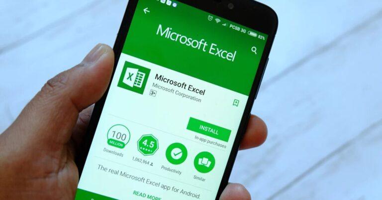 Recensione Microsoft Excel App