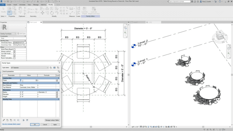 Come realizzare un progetto BIM con Autodesk Revit
