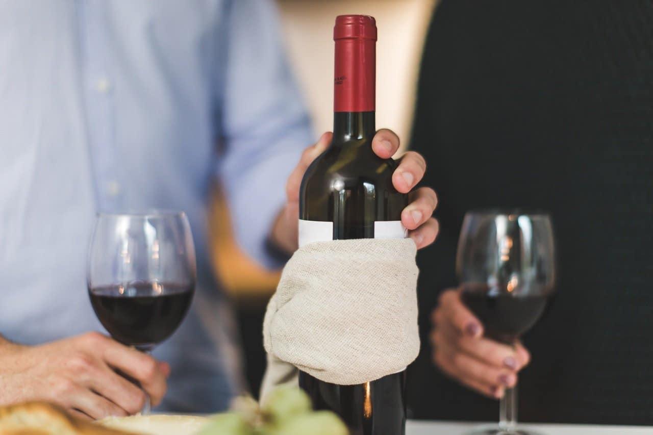 velocità di degustazione di vini
