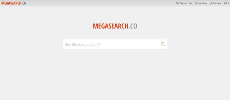 MegaSearch Come Funziona