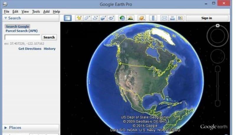 Come scaricare Google Earth Pro