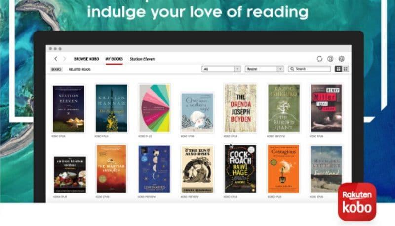 Come scaricare libri su Kobo Desktop App