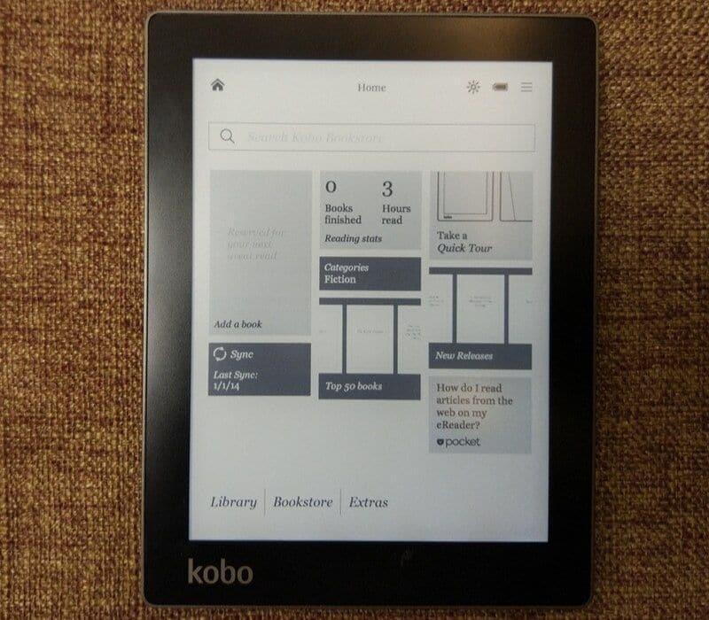 Come scaricare libri su Kobo La guida