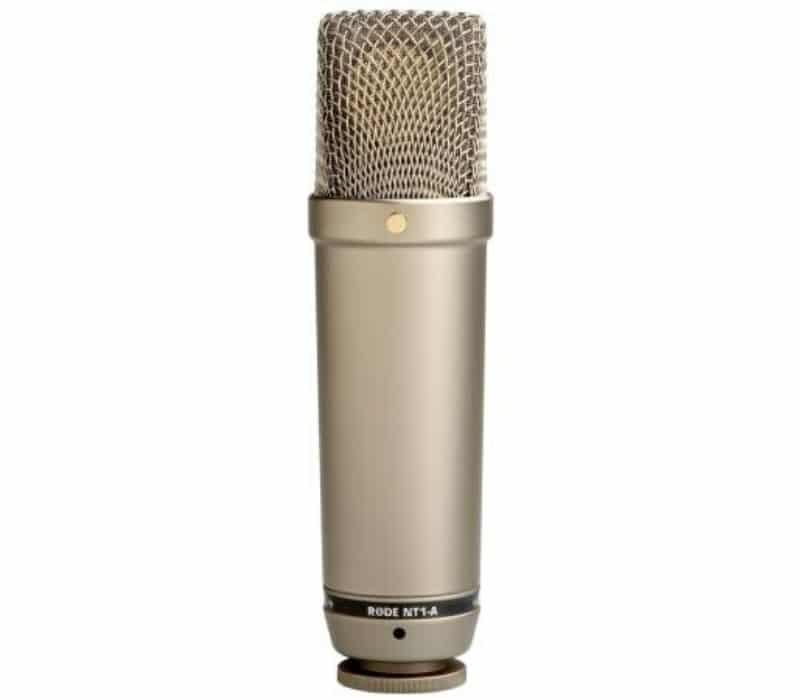 Migliori microfoni per cantare RODE NT1A