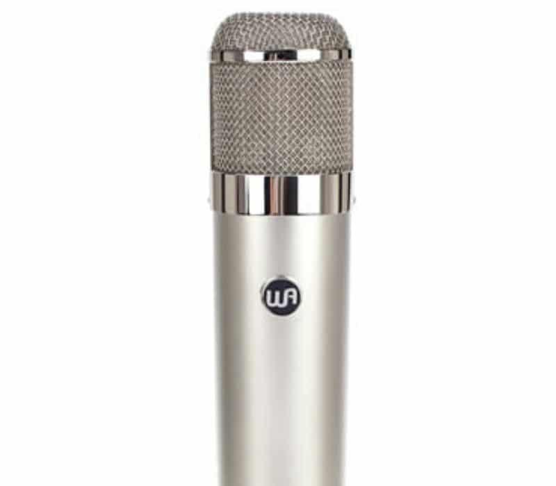 Migliori microfoni per cantare Warm Audio WA-47