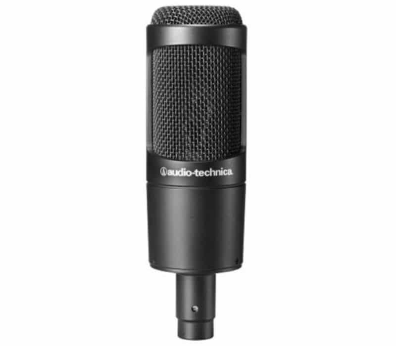 Migliori microfoni per cantare Audio-Technica AT2035