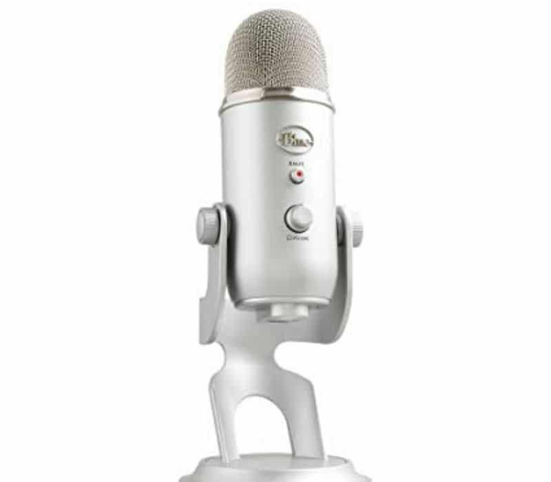 Migliori microfoni per cantare Blue Yeti Pro