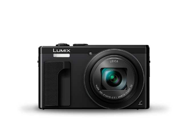 Attrezzature per fare video su Youtube, Fotocamera Panasonic Lumix