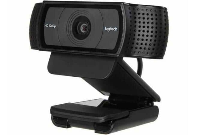 Attrezzature per fare video su Youtube, Webcam Logitech C920 HDPro