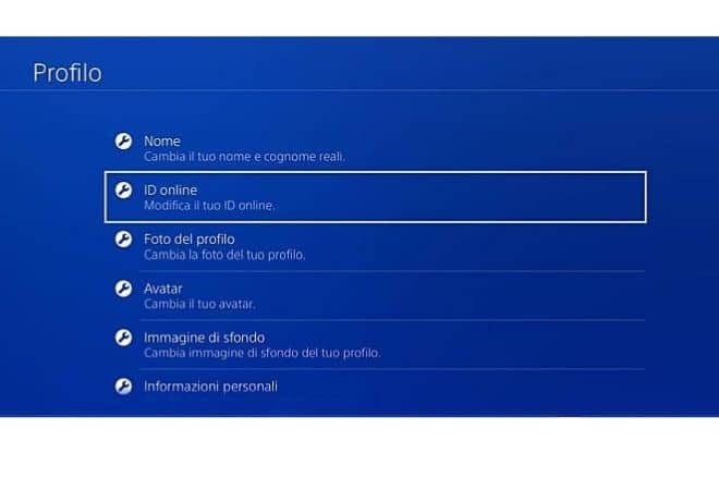 Come cambiare nome su Fortnite da PS4