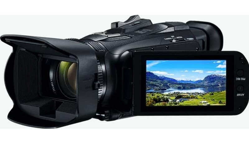 Videocamere per live streaming Canon LEGRIA HF G50