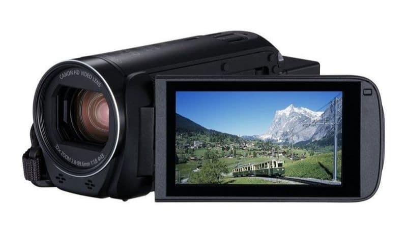 Videocamere per live streaming Canon Legria HF R88 serie 800