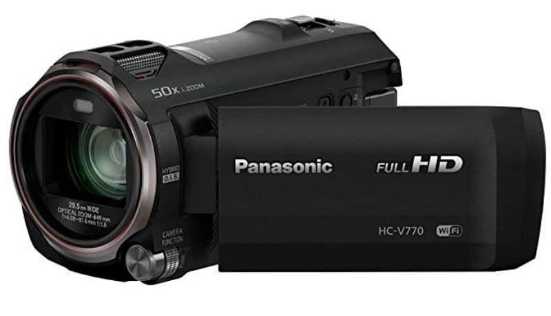 Videocamere per live streaming Panasonic Panasonic HC-V770